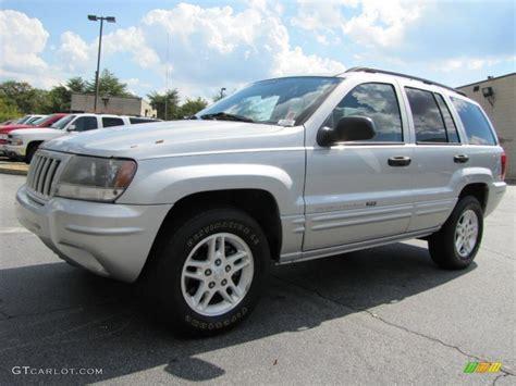 silver jeep grand cherokee 2004 2004 bright silver metallic jeep grand cherokee laredo
