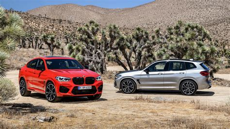 2020 Bmw X3 M And X4 M Arrive With As Much As 503