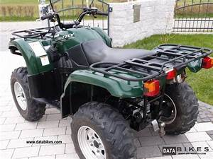 Quad Yamaha 660 Grizzly