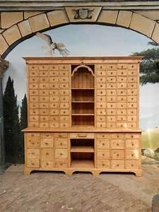 Garagentore Günstig Kaufen : 8518 apothekerschrank schrank ladenschrank massiv kiefer ~ A.2002-acura-tl-radio.info Haus und Dekorationen