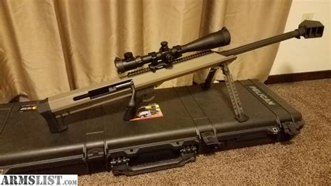 Used 50 Bmg For Sale by Armslist For Sale 50 Bmg Barrett
