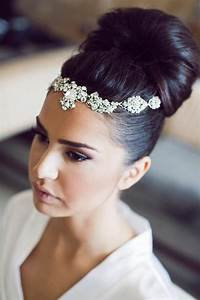 30 Bridal Hair Jewelry Ideas For A Charming Wedding