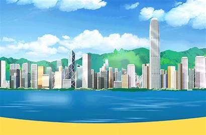 Cartoon China Hk Xi Kong Hong Country