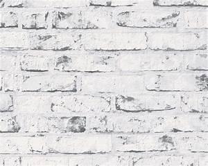Steintapete Weiß Grau : white grey wall ~ Sanjose-hotels-ca.com Haus und Dekorationen