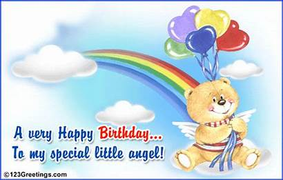 Birthday Cards Wishes Happy Funny Greetings Angel