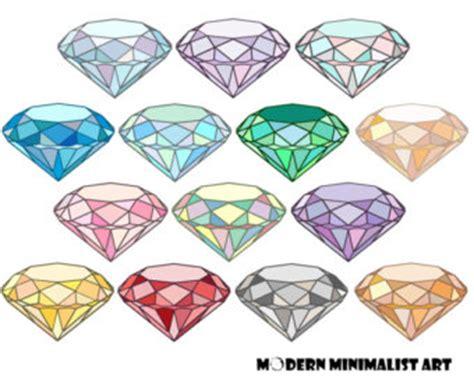 Gemstones clipart - Clipground