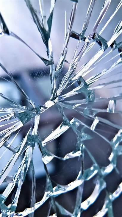 Broken Glass Iphone Wallpapers Cracked Screen Iphones