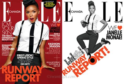 Covers & Content Canadian Fashion Magazines Jan And Feb