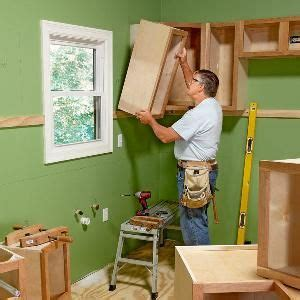 best way to hang kitchen cabinets 17 best images about diy kitchen cabinets on 9236