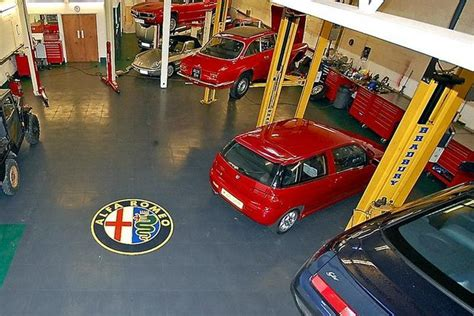 Alfa Romeo Services @ The Alfa Workshop