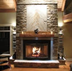 Gas Powered Fireplace
