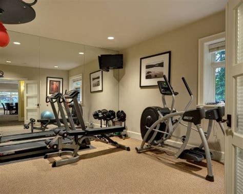 Décoration Salle De Gym Maison