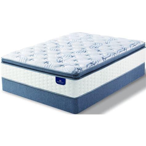 pillow top mattress serta sleeper coral springs pillow top