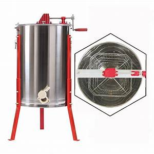 4 Frame Honey Extractor