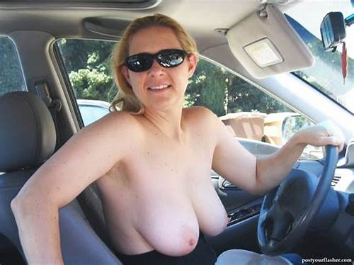 English Babe Poundings In A Public #Nude #Amateur #Car #Women