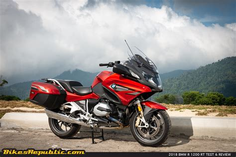 Bmw R 1200 Rt Modification by 2018 Bmw R 1200 Rt Test Review Bikesrepublic