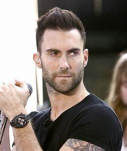 Adam Levine Vocalist Of The Band Maroon 5 Biography