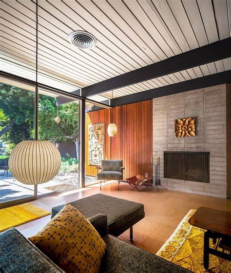 mid century modern home decor interior design styles 8 popular types explained froy