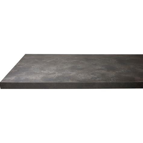 plan de travail cuisine stratifié leroy merlin plan de travail droit stratifié lave 300 x 64 ép