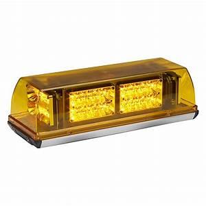 Whelen Amber Light Bar Whelen R10hdpa Responder Super Led Permanent Mount