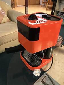 Baby Gaggia Conversion To 110v