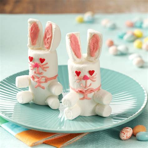 easter treat easter bunny treats recipe taste of home