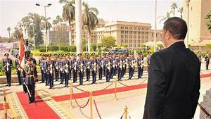 BBC News - In pictures: Egypt's Mursi sworn in as president