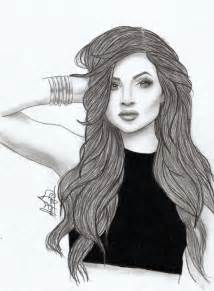 Kylie Jenner Tumblr Drawing