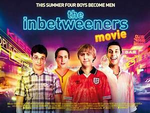 'The Inbetweeners Movie' poster released - The ...