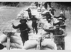 Viet Cong and Vietnam People's Army logistics and