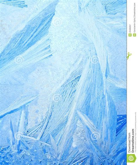 Frozen Background Royalty Free Stock Photography   Image