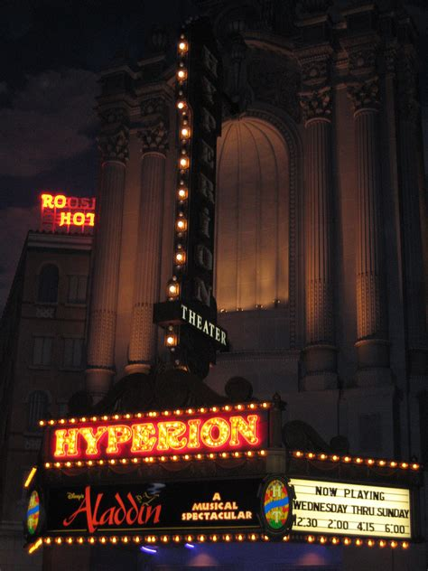 hyperion theater wikipedia
