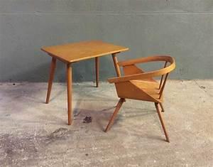 Bureau Enfant Scandinave : ensemble bureau et chaise enfant baumann ~ Teatrodelosmanantiales.com Idées de Décoration