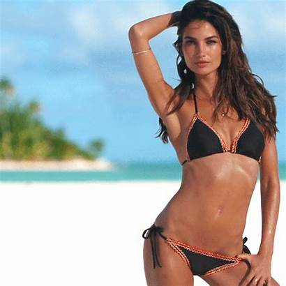 Illustrated Sports Lily Aldridge Swimsuit Swimsuits Paint