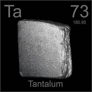 Tantalum: My New Favorite Metal? - TORMACH LABS