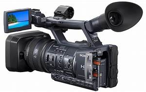 Sony Hxr-nx5u And Hdr-ax2000 Camcorders