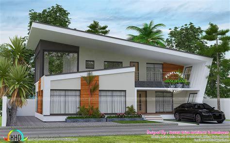 2732 Sqft Ultra Modern Contemporary Home  Kerala Home