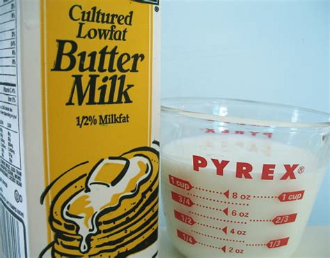 Organizing Kitchen Pantry Ideas - food science what is buttermilk the kitchn