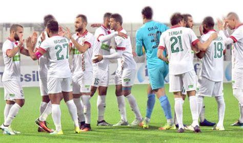 مولودية الجزائر ، هو ناد جزائري متعدد الرياضات مركزه العاصمة الجزائرية. مولودية الجزائر-المريخ السوداني يوم 31 يناير - المساء