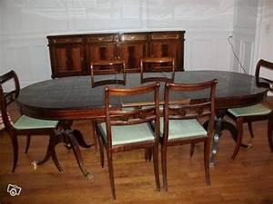 Fauteuil Style Anglais : meubles acajou style anglais biblioth que fauteuil neuilly ~ Teatrodelosmanantiales.com Idées de Décoration