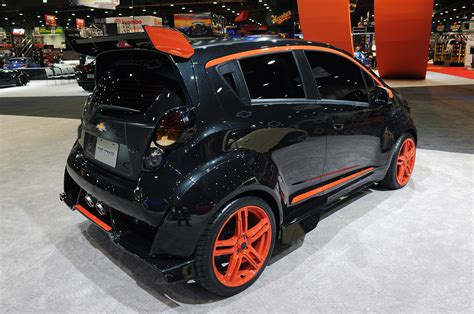 Chevrolet Spark Modification by The Official Modified Chevrolet Spark Picture Thread