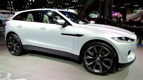 amazing honda suv f 2015 jaguar cx 17 suv exterior walkaround 2014 new