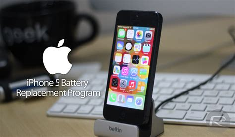 apple replacing faulty iphone  batteries