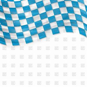 Oktoberfest background with wavy bavarian flag Royalty ...