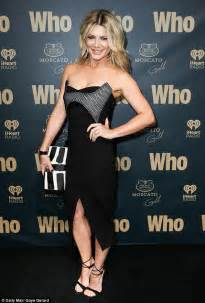 Red Carpet Dresses Online by Samantha Jade At Who Sexiest People Party In First Event