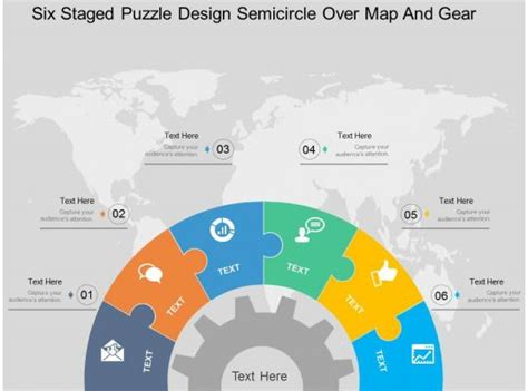 fw  staged puzzle design semicircle  map  gear