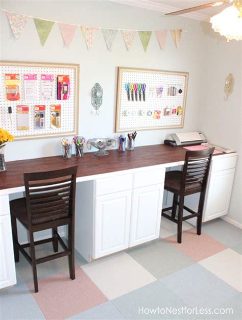 My Craft Room Makeover  How To Nest For Less™