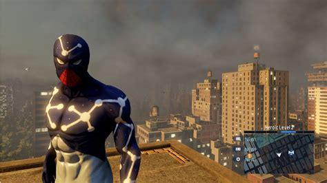 amazing spider man  cosmic spider man costume