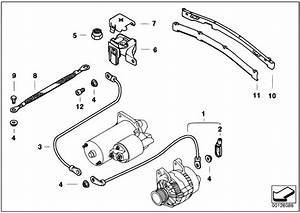 Original Parts For E46 320d M47 Touring    Engine