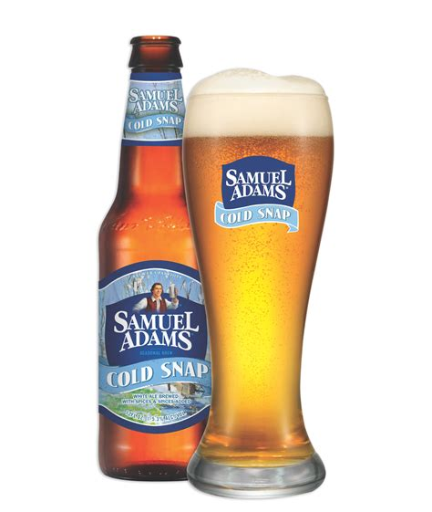 Boston Beer Company Releases Samuel Adams Cold Snap White ...